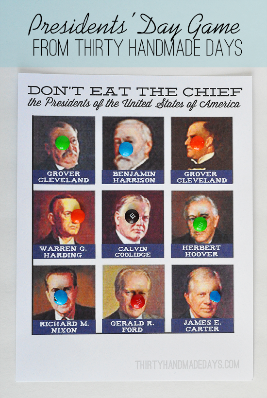 Don't Eat the Chief