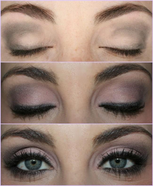 Smokey Eye How To Valentines Day Makeup